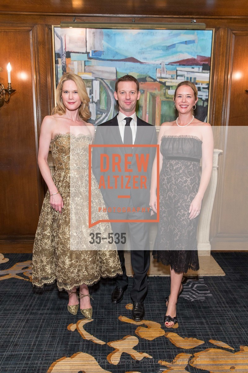 Stephanie March, Tobias Clainos, Charlotte March, Hellenic Charity Ball, Westin St. Francis. 335 Powell Street, November 14th, 2015,Drew Altizer, Drew Altizer Photography, full-service event agency, private events, San Francisco photographer, photographer California