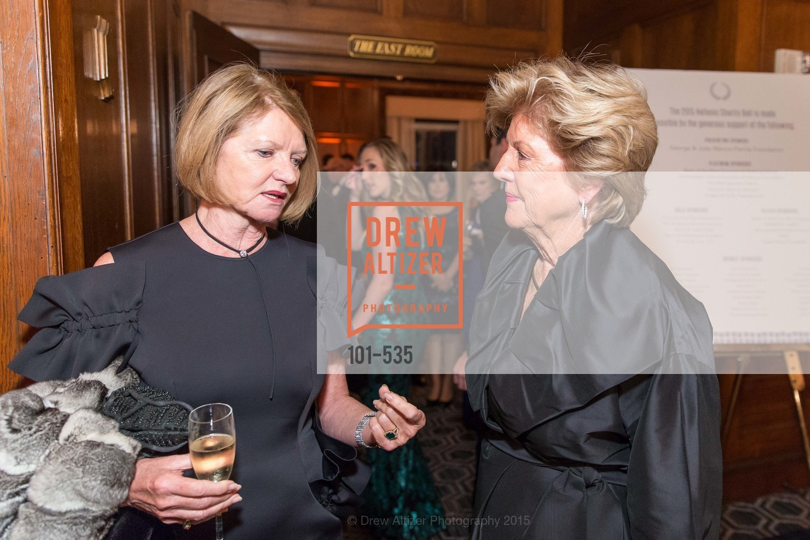 Lore Harp McGovern, Judy Marcus, Hellenic Charity Ball, Westin St. Francis. 335 Powell Street, November 14th, 2015,Drew Altizer, Drew Altizer Photography, full-service agency, private events, San Francisco photographer, photographer california