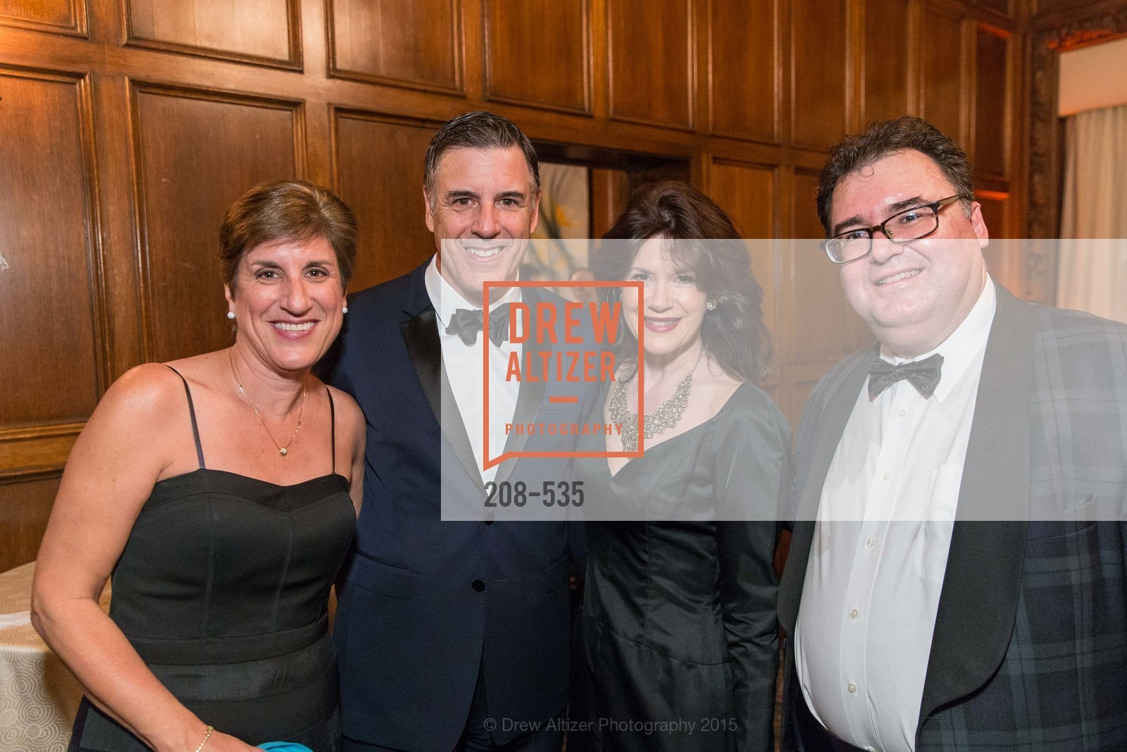 Diane Kounalakis, Markos Kounalakis, Elaine Mellis, Zach Georgopoulos, Hellenic Charity Ball, Westin St. Francis. 335 Powell Street, November 14th, 2015,Drew Altizer, Drew Altizer Photography, full-service agency, private events, San Francisco photographer, photographer california