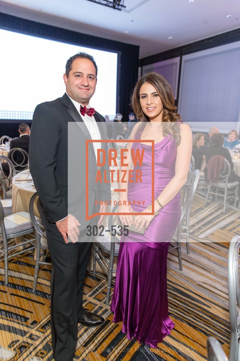 Razmig Boladian, Victoria Najjar, Hellenic Charity Ball, Westin St. Francis. 335 Powell Street, November 14th, 2015,Drew Altizer, Drew Altizer Photography, full-service agency, private events, San Francisco photographer, photographer california