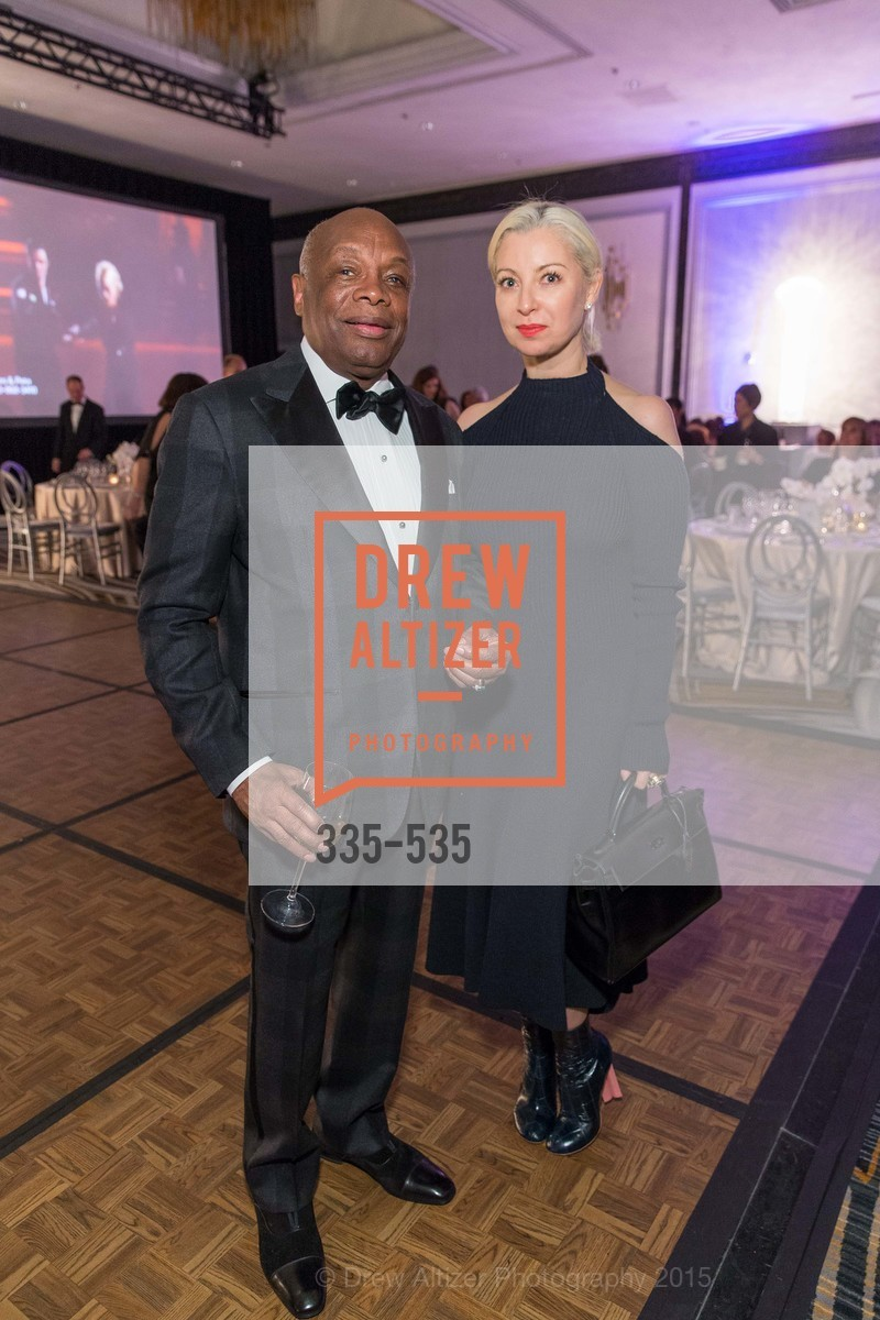 Willie Brown, Sonya Molodetskaya, Hellenic Charity Ball, Westin St. Francis. 335 Powell Street, November 14th, 2015,Drew Altizer, Drew Altizer Photography, full-service agency, private events, San Francisco photographer, photographer california