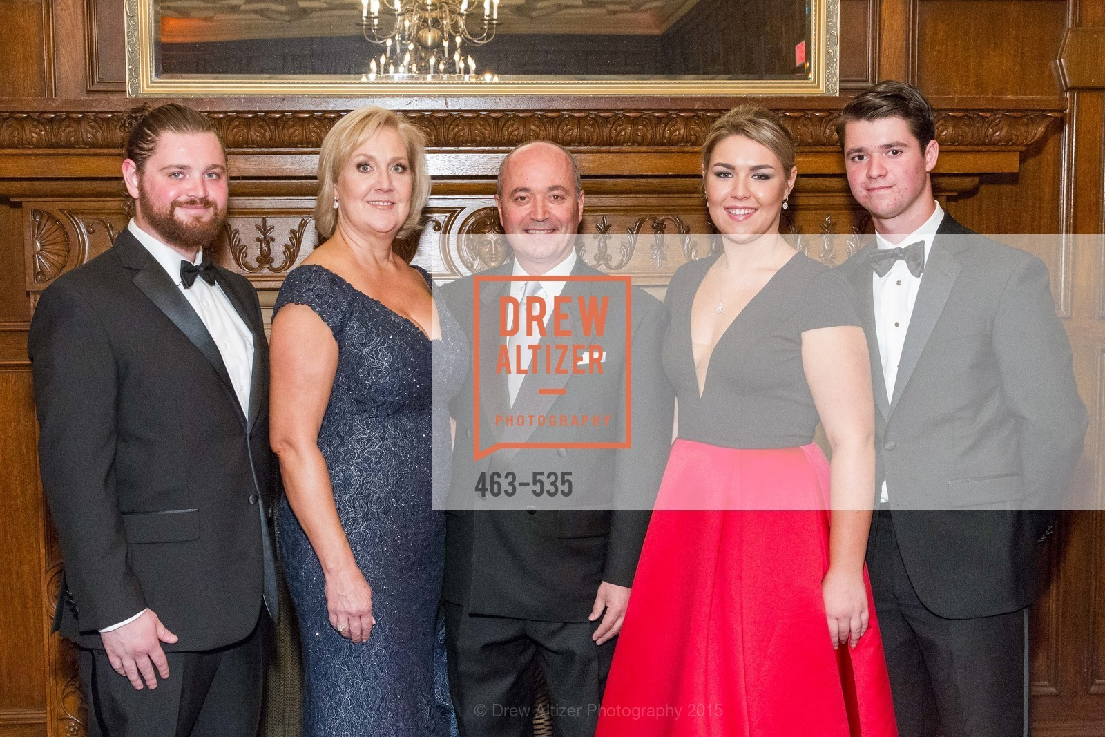 Nick Gumas, Janice Gumas, John Gumas, Stephanie Gumas, Alex Gumas, Hellenic Charity Ball, Westin St. Francis. 335 Powell Street, November 14th, 2015,Drew Altizer, Drew Altizer Photography, full-service agency, private events, San Francisco photographer, photographer california