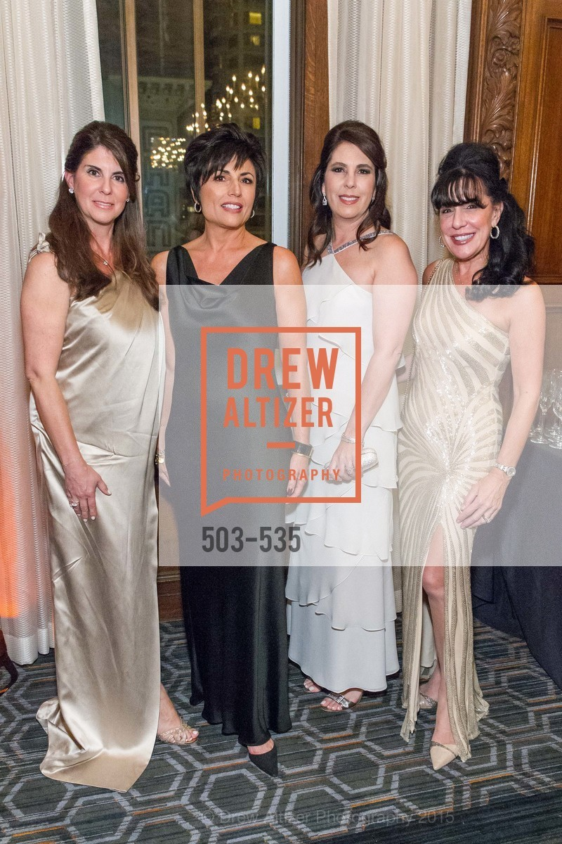 Tina Vrionis, Joan Dauria, Christine Korkos, Jeannie Ranglas, Hellenic Charity Ball, Westin St. Francis. 335 Powell Street, November 14th, 2015,Drew Altizer, Drew Altizer Photography, full-service agency, private events, San Francisco photographer, photographer california