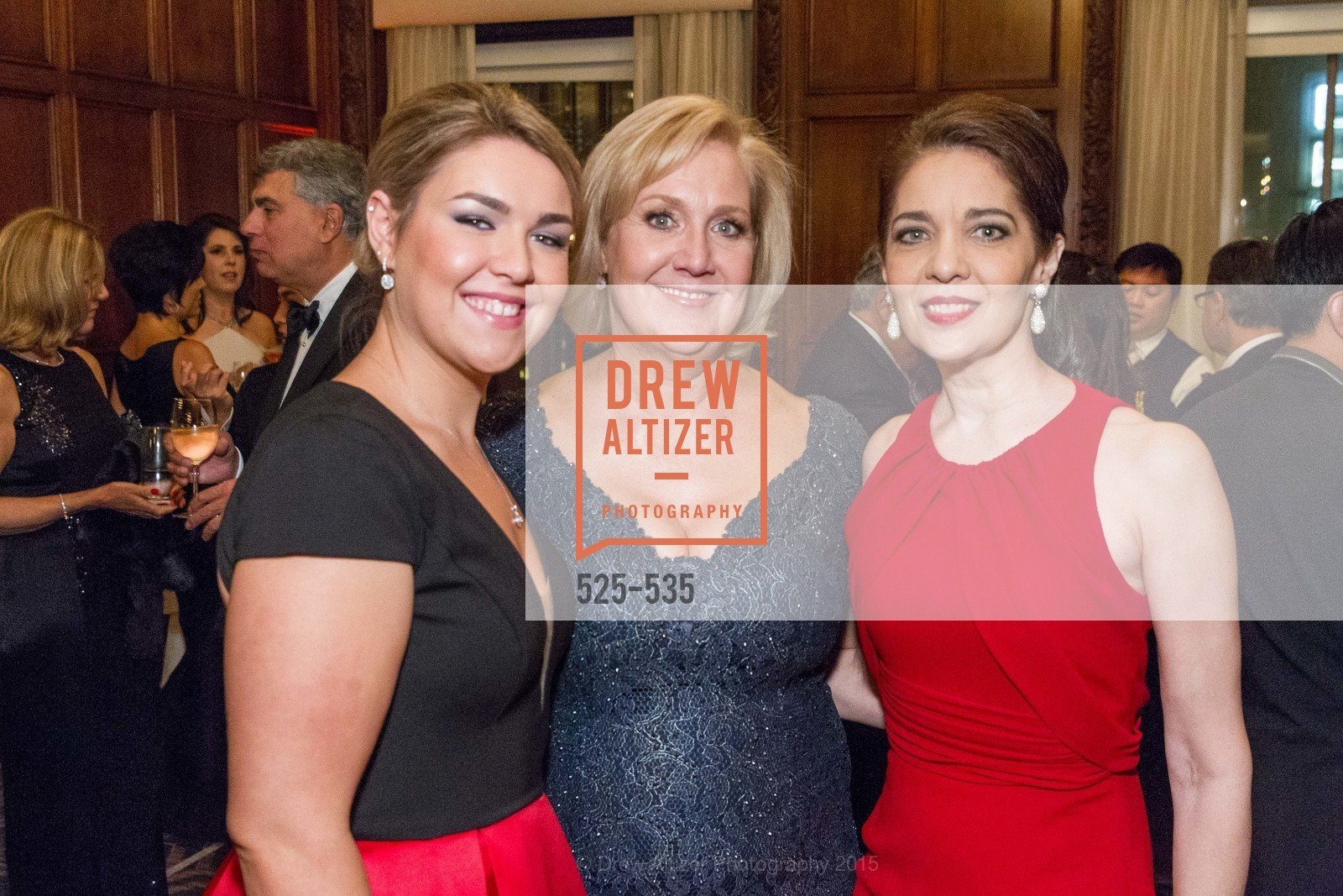 Stephanie Gumas, Janice Gumas, Elaine Alexopoulos, Hellenic Charity Ball, Westin St. Francis. 335 Powell Street, November 14th, 2015,Drew Altizer, Drew Altizer Photography, full-service agency, private events, San Francisco photographer, photographer california
