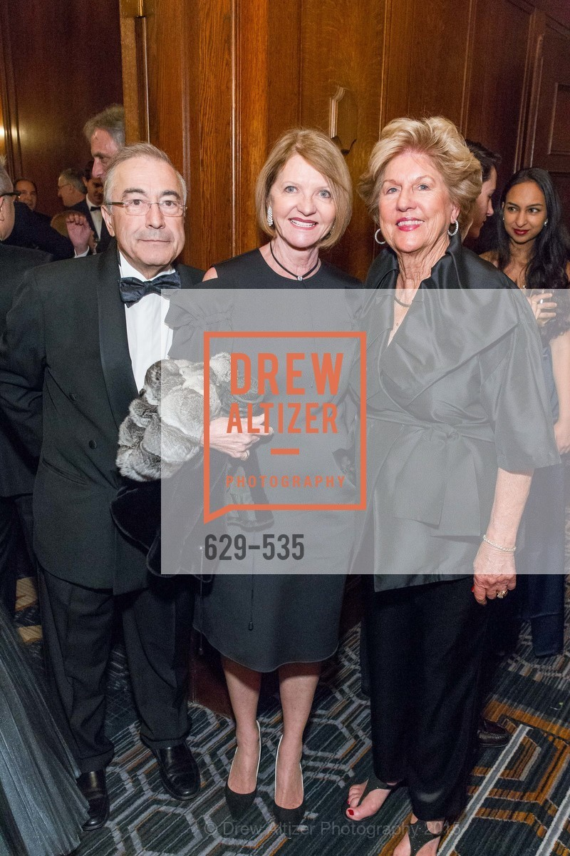 Thanos Triant, Lore Harp McGovern, Judy Marcus, Hellenic Charity Ball, Westin St. Francis. 335 Powell Street, November 14th, 2015,Drew Altizer, Drew Altizer Photography, full-service agency, private events, San Francisco photographer, photographer california
