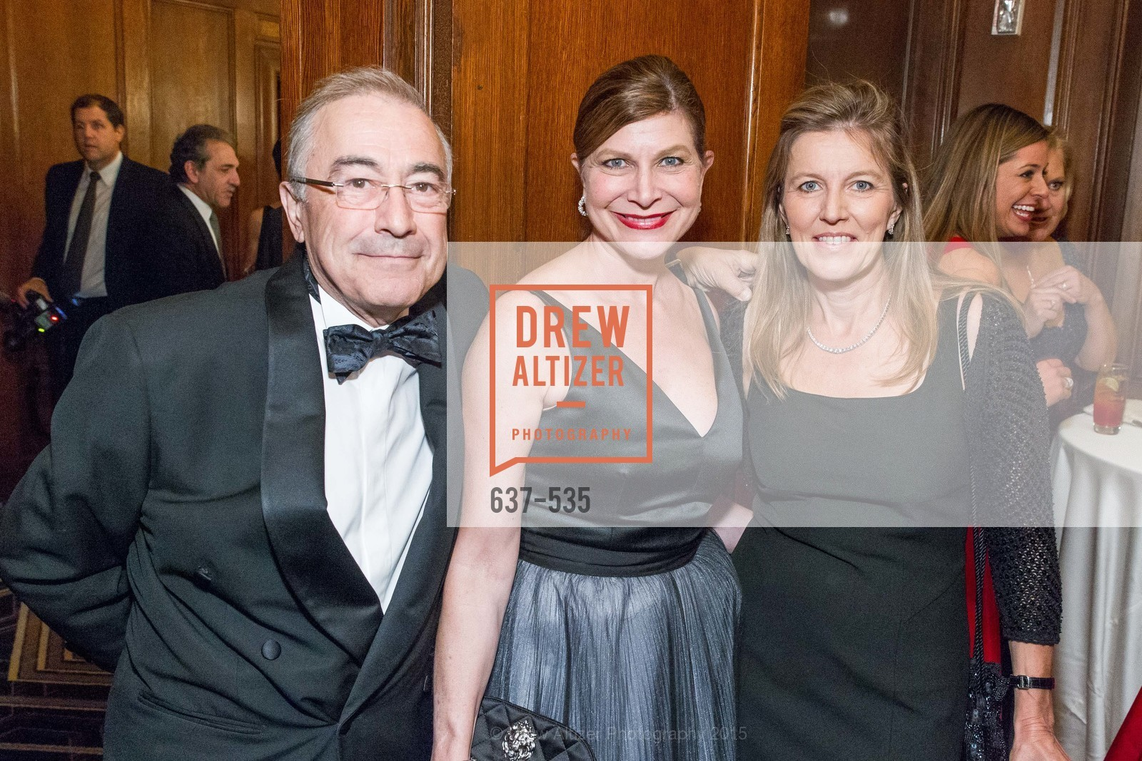 Thanos Triant, Stella Pantazis, Ingrid Marlow, Hellenic Charity Ball, Westin St. Francis. 335 Powell Street, November 14th, 2015,Drew Altizer, Drew Altizer Photography, full-service event agency, private events, San Francisco photographer, photographer California