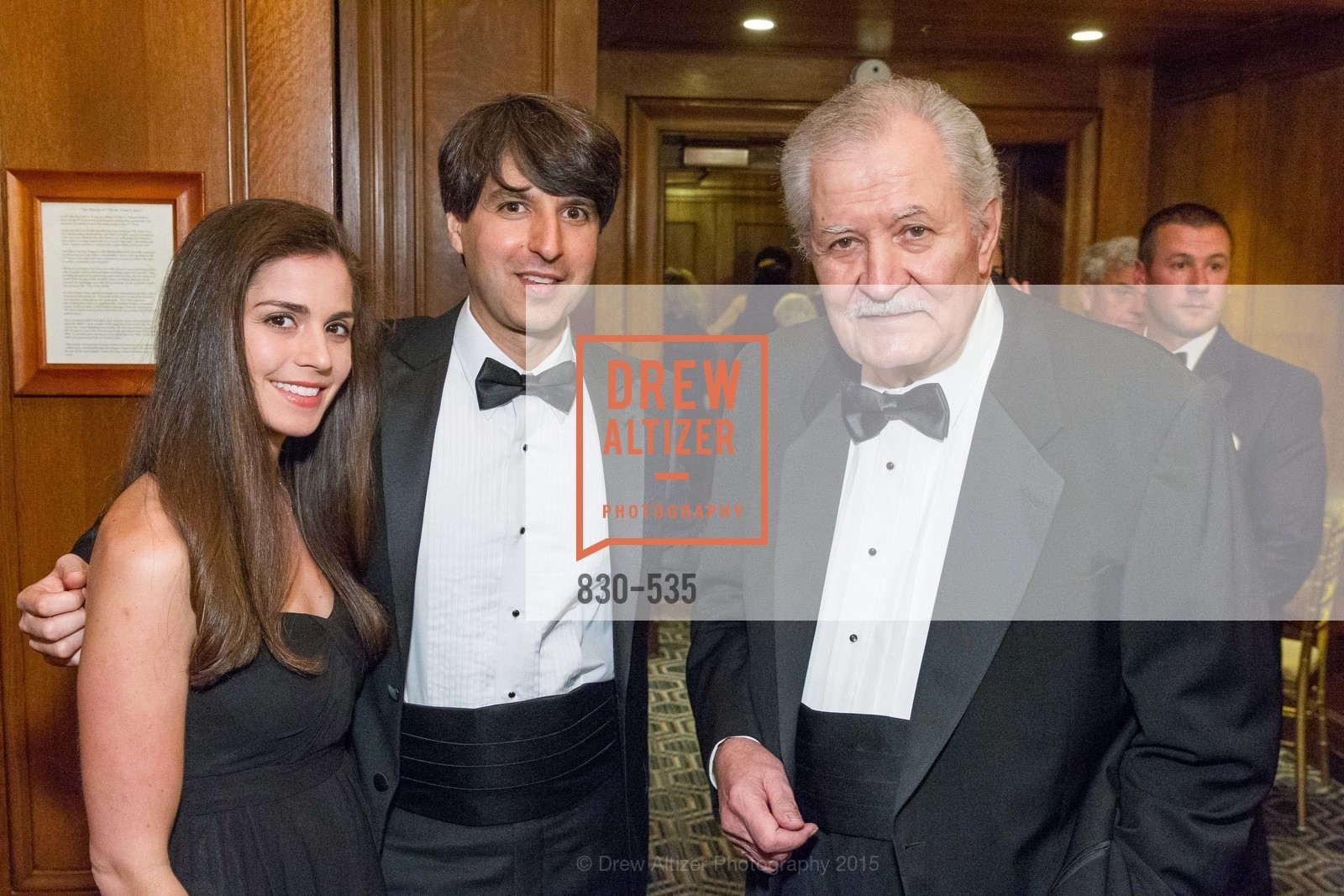 Rachael Martin, Demetri Martin, John Aniston, Hellenic Charity Ball, Westin St. Francis. 335 Powell Street, November 14th, 2015,Drew Altizer, Drew Altizer Photography, full-service agency, private events, San Francisco photographer, photographer california
