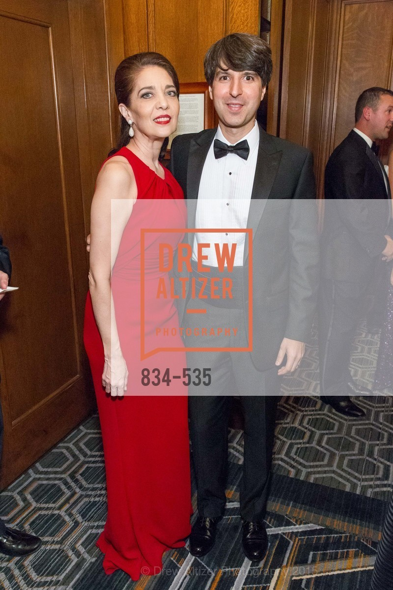 Helene Alexopoulos, Demetri Martin, Hellenic Charity Ball, Westin St. Francis. 335 Powell Street, November 14th, 2015,Drew Altizer, Drew Altizer Photography, full-service agency, private events, San Francisco photographer, photographer california