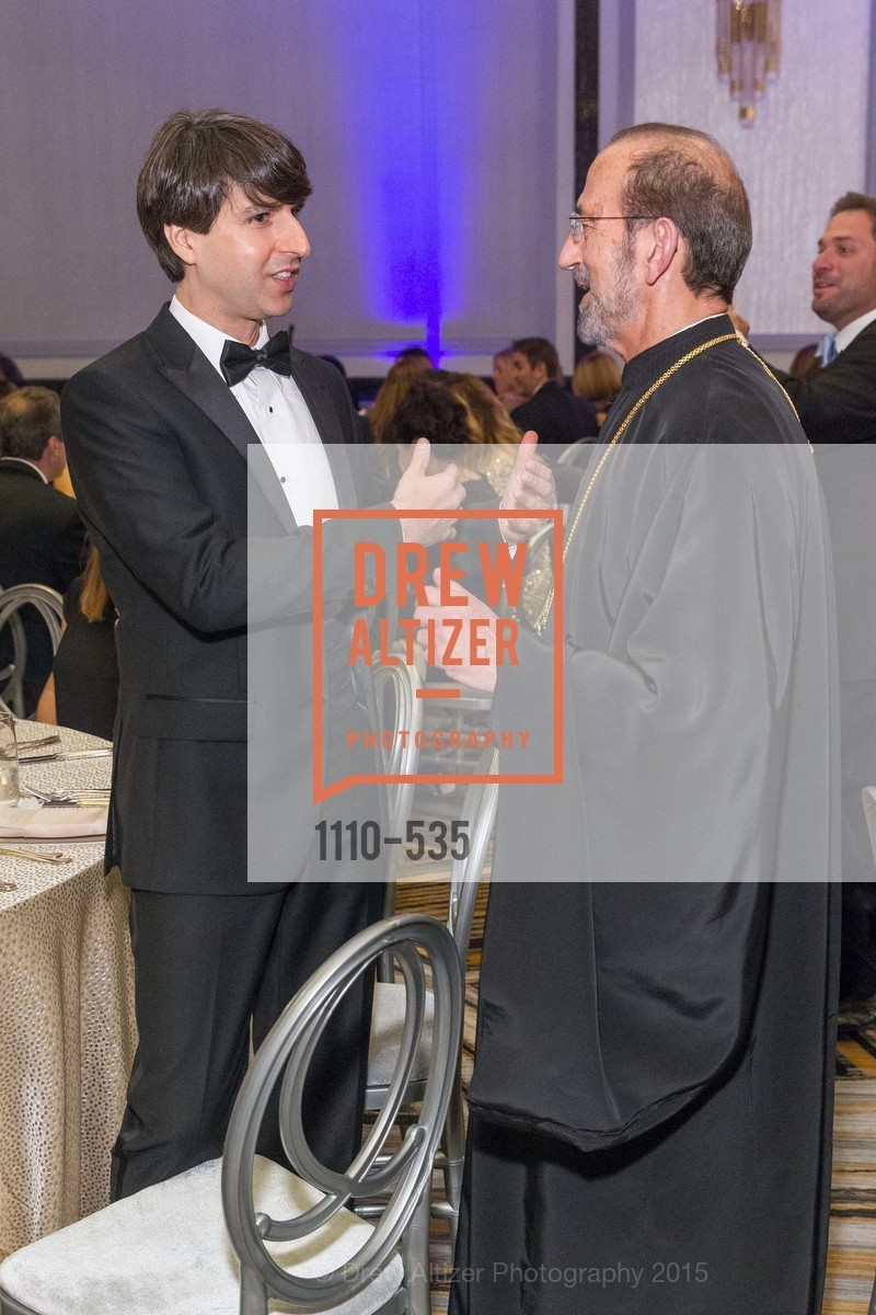 Demetri Martin, Metropolitan Gerasimos, Hellenic Charity Ball, Westin St. Francis. 335 Powell Street, November 14th, 2015,Drew Altizer, Drew Altizer Photography, full-service agency, private events, San Francisco photographer, photographer california
