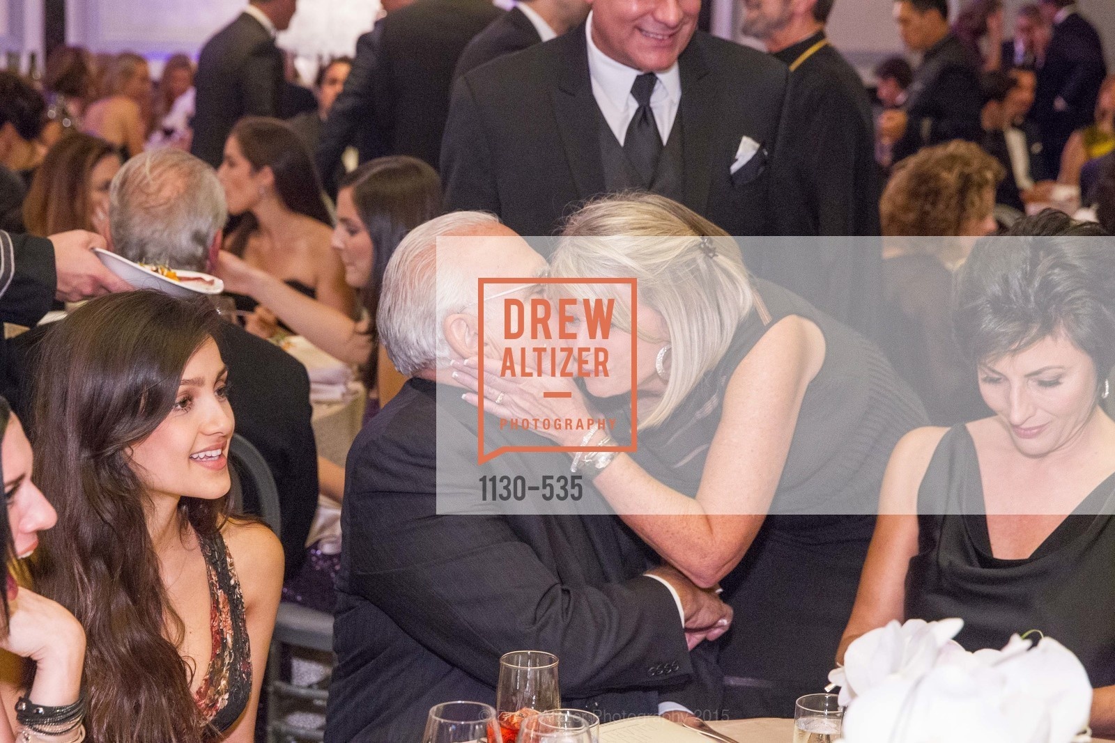 Father Tom Paris, Joan Dauria, Hellenic Charity Ball, Westin St. Francis. 335 Powell Street, November 14th, 2015,Drew Altizer, Drew Altizer Photography, full-service agency, private events, San Francisco photographer, photographer california