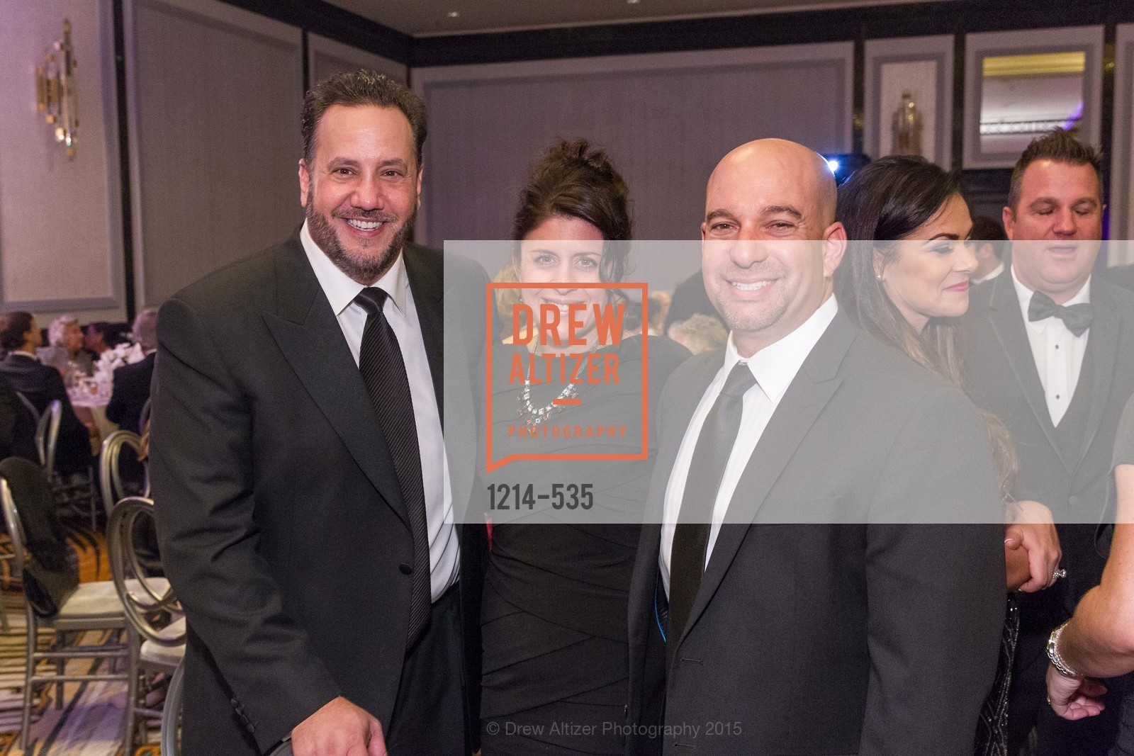 Chris Apostolopoulos, Arlene Stavropoulos, Steve Stavropoulos, Hellenic Charity Ball, Westin St. Francis. 335 Powell Street, November 14th, 2015,Drew Altizer, Drew Altizer Photography, full-service agency, private events, San Francisco photographer, photographer california