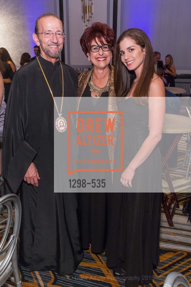 Metropolitan Gerasimos, Frosene Phillips, Hellenic Charity Ball, Westin St. Francis. 335 Powell Street, November 14th, 2015,Drew Altizer, Drew Altizer Photography, full-service agency, private events, San Francisco photographer, photographer california