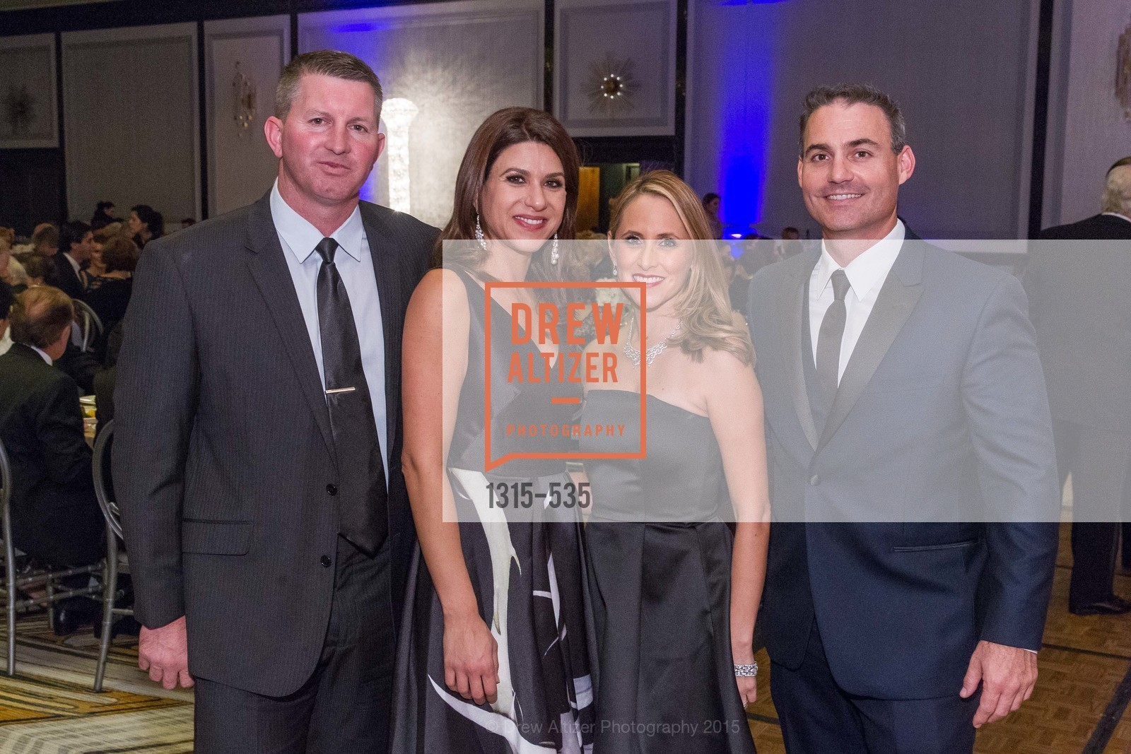 John Moutsanas, Georgia Tsigaris, Vanessa Mockler, Patrick Mockler, Hellenic Charity Ball, Westin St. Francis. 335 Powell Street, November 14th, 2015,Drew Altizer, Drew Altizer Photography, full-service agency, private events, San Francisco photographer, photographer california
