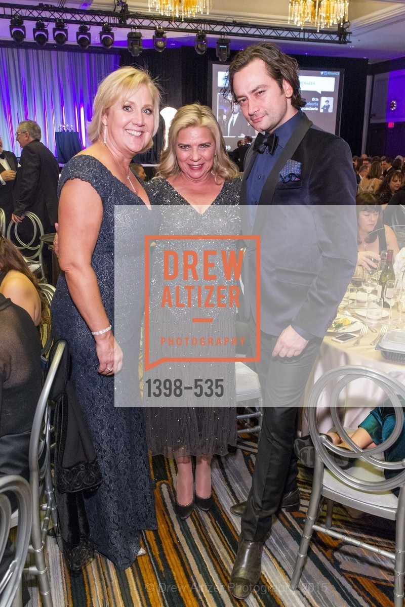 Janice Gumas, Betty Saris, Constantine Maroulis, Hellenic Charity Ball, Westin St. Francis. 335 Powell Street, November 14th, 2015,Drew Altizer, Drew Altizer Photography, full-service event agency, private events, San Francisco photographer, photographer California