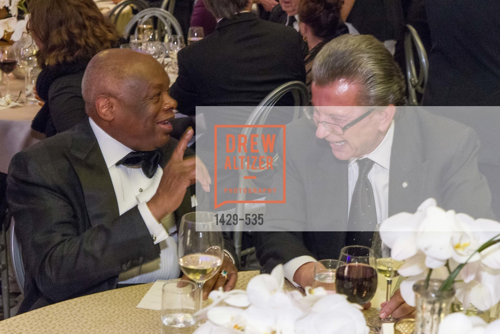 Willie Brown, George Marcus, Hellenic Charity Ball, Westin St. Francis. 335 Powell Street, November 14th, 2015,Drew Altizer, Drew Altizer Photography, full-service event agency, private events, San Francisco photographer, photographer California