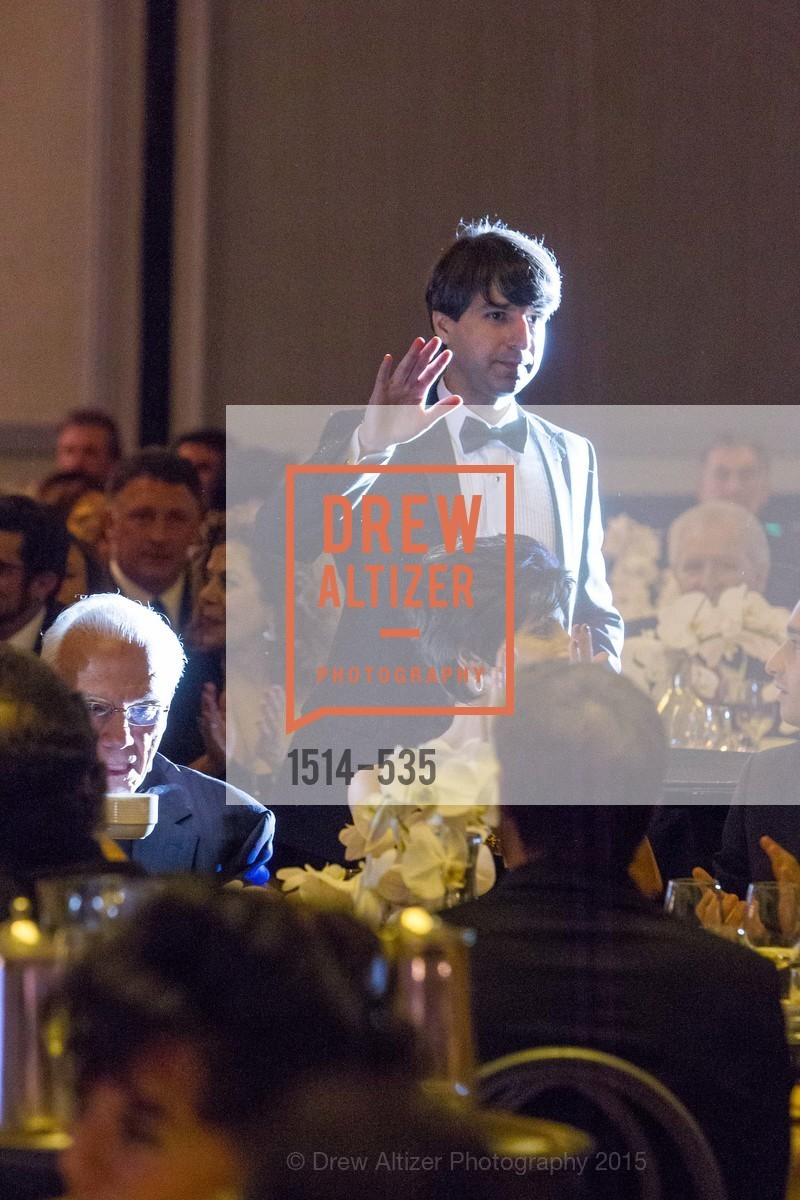 Demetri Martin, Hellenic Charity Ball, Westin St. Francis. 335 Powell Street, November 14th, 2015,Drew Altizer, Drew Altizer Photography, full-service event agency, private events, San Francisco photographer, photographer California