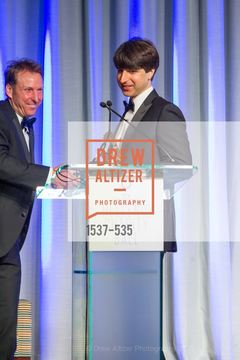 Jim Bogios, Demetri Martin, Hellenic Charity Ball, Westin St. Francis. 335 Powell Street, November 14th, 2015,Drew Altizer, Drew Altizer Photography, full-service agency, private events, San Francisco photographer, photographer california