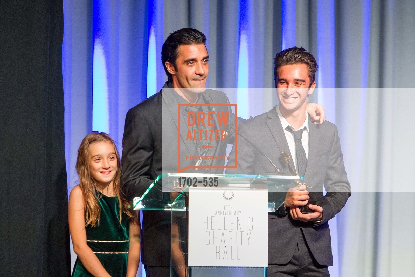 Juliana Marini, Gilles Marini, George Marini, Hellenic Charity Ball, Westin St. Francis. 335 Powell Street, November 14th, 2015,Drew Altizer, Drew Altizer Photography, full-service event agency, private events, San Francisco photographer, photographer California