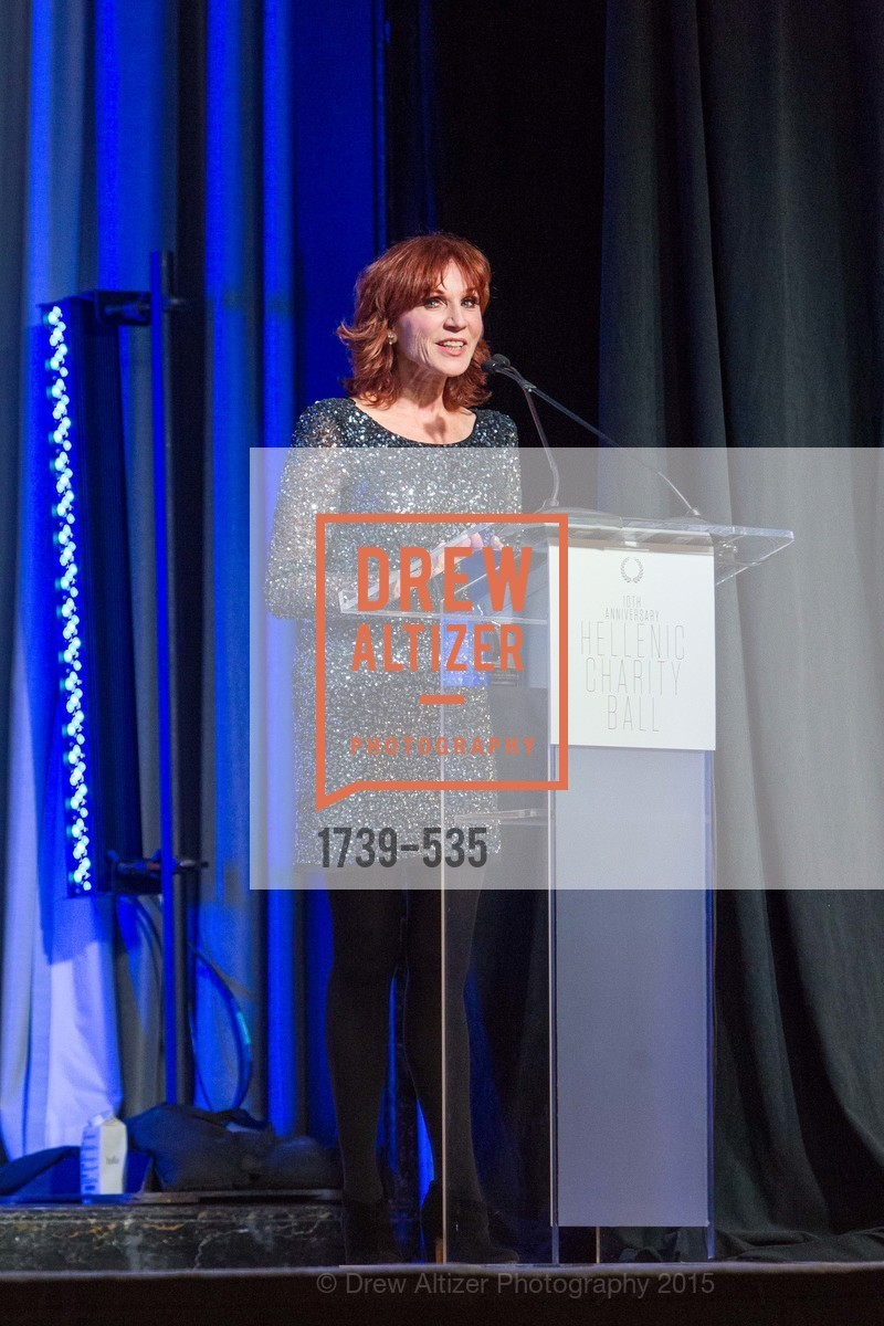 Marilu Henner, Hellenic Charity Ball, Westin St. Francis. 335 Powell Street, November 14th, 2015,Drew Altizer, Drew Altizer Photography, full-service agency, private events, San Francisco photographer, photographer california
