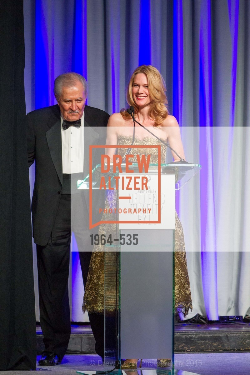 John Aniston, Stephanie March, Hellenic Charity Ball, Westin St. Francis. 335 Powell Street, November 14th, 2015,Drew Altizer, Drew Altizer Photography, full-service agency, private events, San Francisco photographer, photographer california