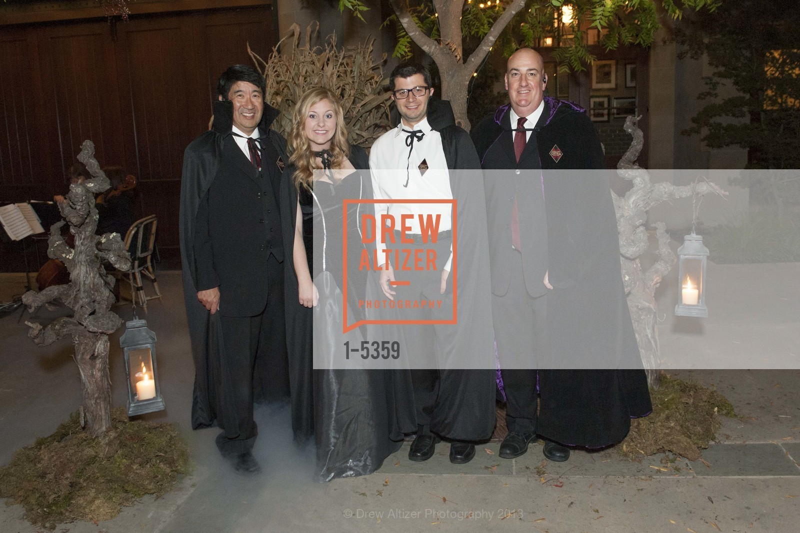 Rick Toyota, Rose Thorsson, Nick Agius, James Luchini, Photo #1-5359