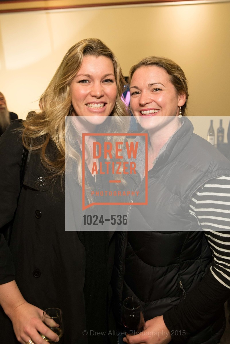 Heather Seacrist, Michelle Sullivan, AMY Screening with Director Asif Kapadia and Lars Ulrich, Christopher B. Smith Rafael Film Center. 1118 Fourth Street, November 15th, 2015,Drew Altizer, Drew Altizer Photography, full-service agency, private events, San Francisco photographer, photographer california