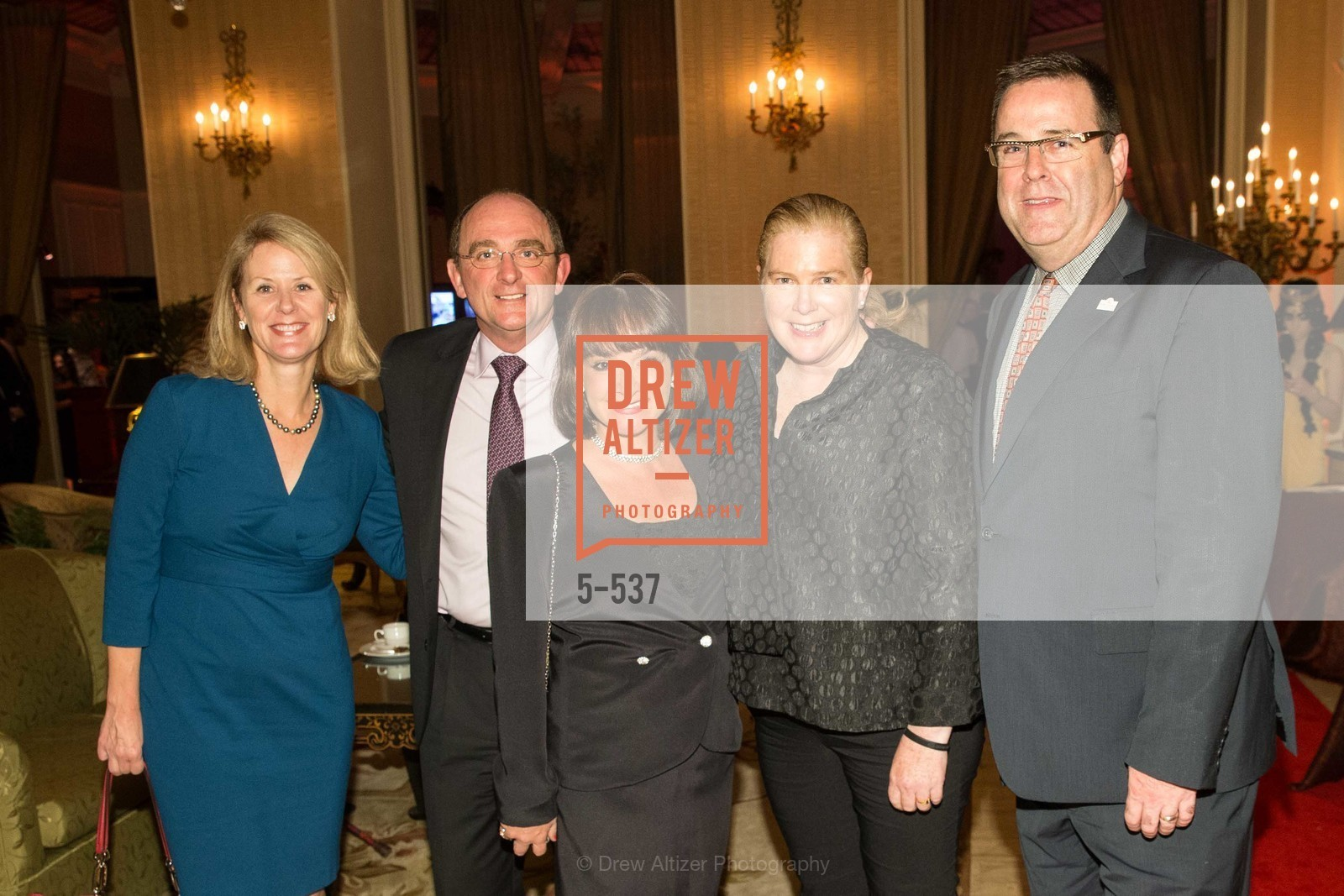 Kelly Powers, Tom Klein, Barbara Klein, Joanne Hayes-White, Kevin Carroll, TOP OF THE MARK'S 75TH Anniversary Party, US, November 7th, 2014,Drew Altizer, Drew Altizer Photography, full-service agency, private events, San Francisco photographer, photographer california