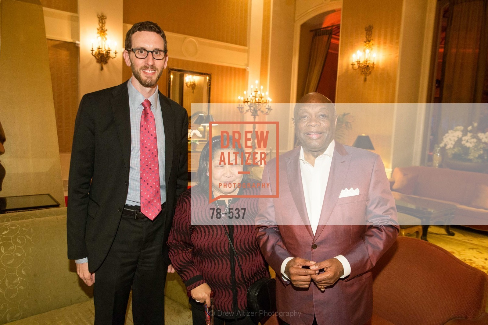 Scott Wiener, Rose Pak, Willie Brown, TOP OF THE MARK'S 75TH Anniversary Party, US, November 7th, 2014,Drew Altizer, Drew Altizer Photography, full-service agency, private events, San Francisco photographer, photographer california