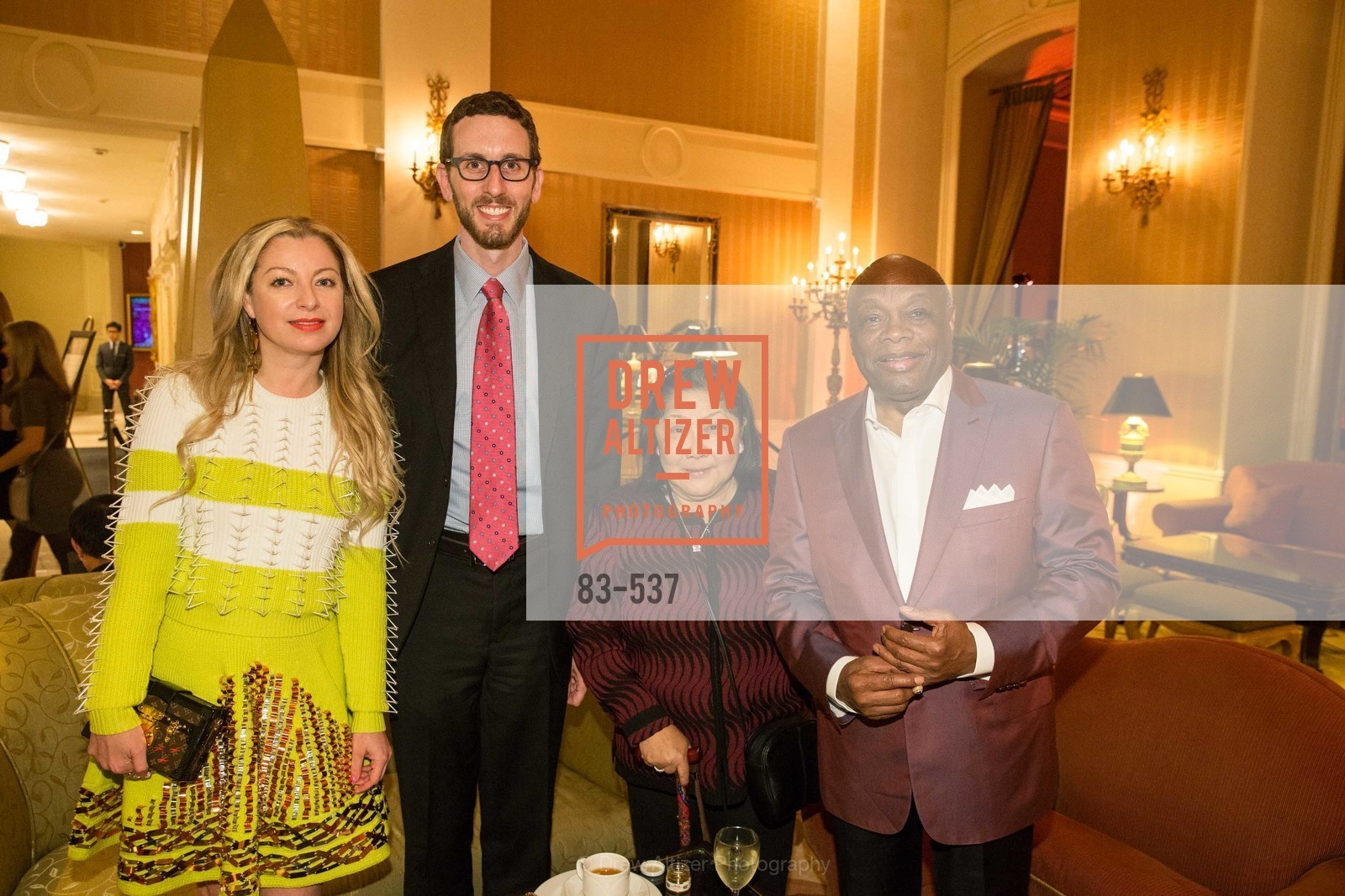 Sonya Molodetskaya, Scott Wiener, Rose Pak, Willie Brown, TOP OF THE MARK'S 75TH Anniversary Party, US, November 7th, 2014,Drew Altizer, Drew Altizer Photography, full-service agency, private events, San Francisco photographer, photographer california