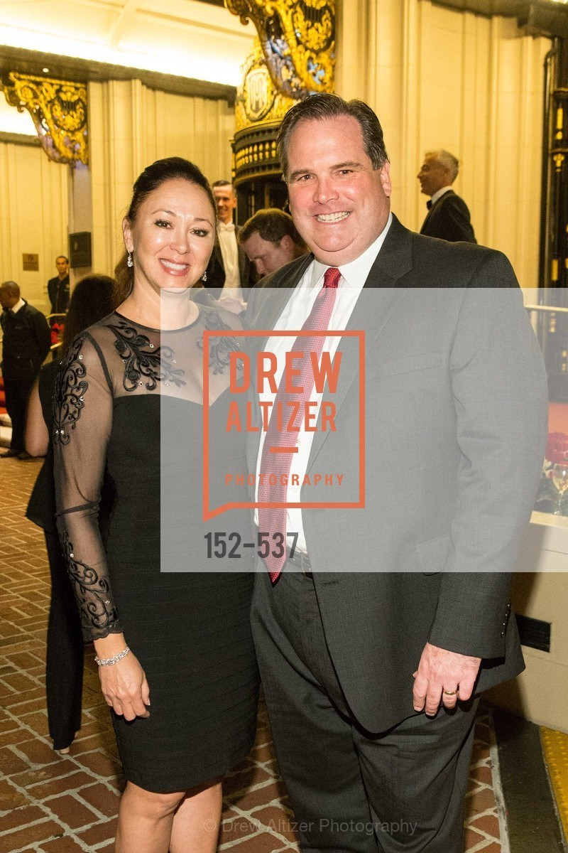 Lisa Brady, John Brady, TOP OF THE MARK'S 75TH Anniversary Party, US, November 6th, 2014,Drew Altizer, Drew Altizer Photography, full-service agency, private events, San Francisco photographer, photographer california