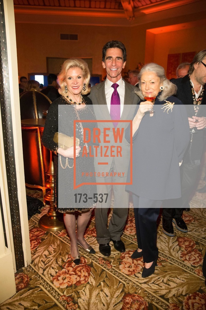 Dede Wilsey, Mark Leno, Denise Hale, TOP OF THE MARK'S 75TH Anniversary Party, US, November 7th, 2014,Drew Altizer, Drew Altizer Photography, full-service agency, private events, San Francisco photographer, photographer california