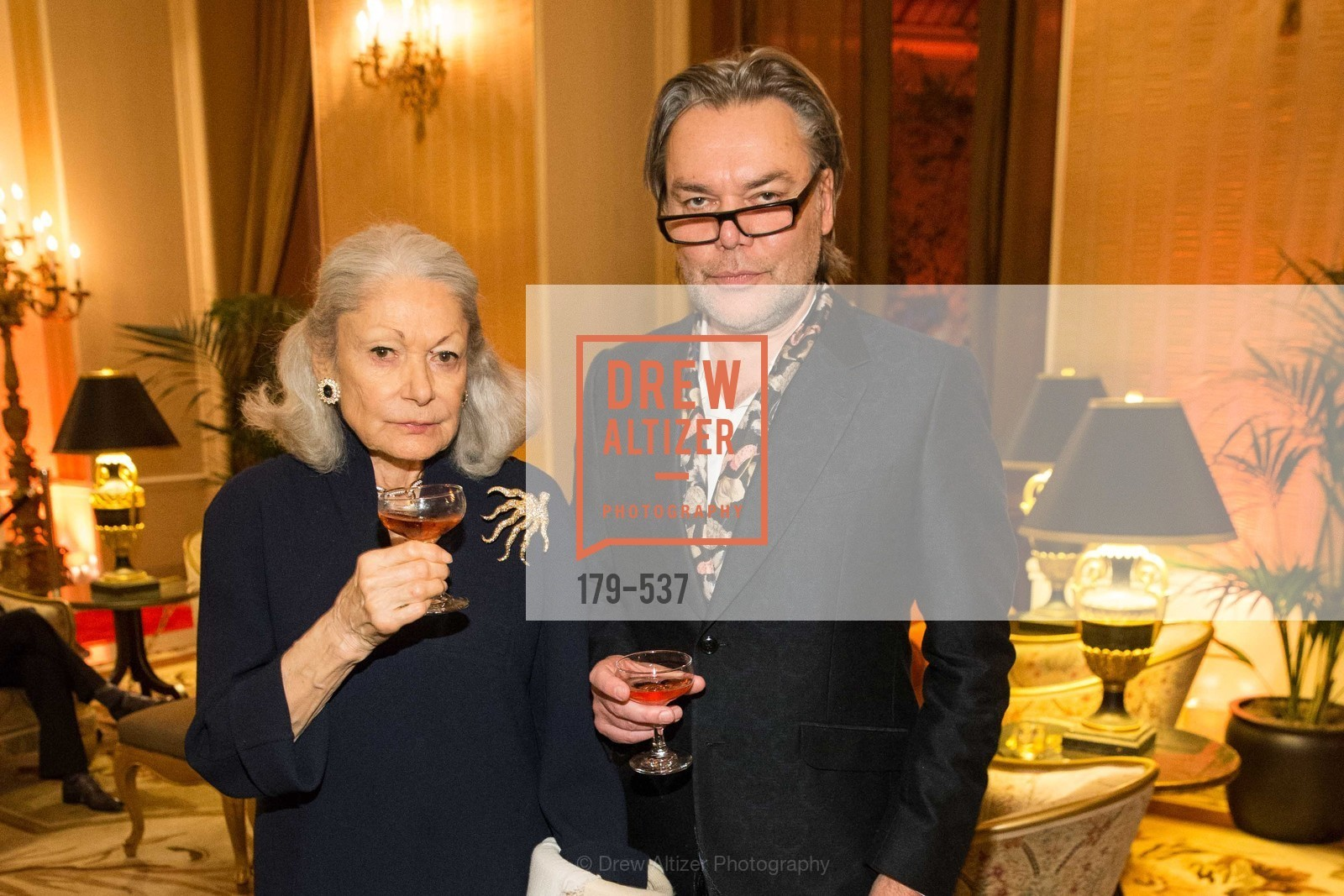 Denise Hale, David Downton, TOP OF THE MARK'S 75TH Anniversary Party, US, November 7th, 2014,Drew Altizer, Drew Altizer Photography, full-service event agency, private events, San Francisco photographer, photographer California