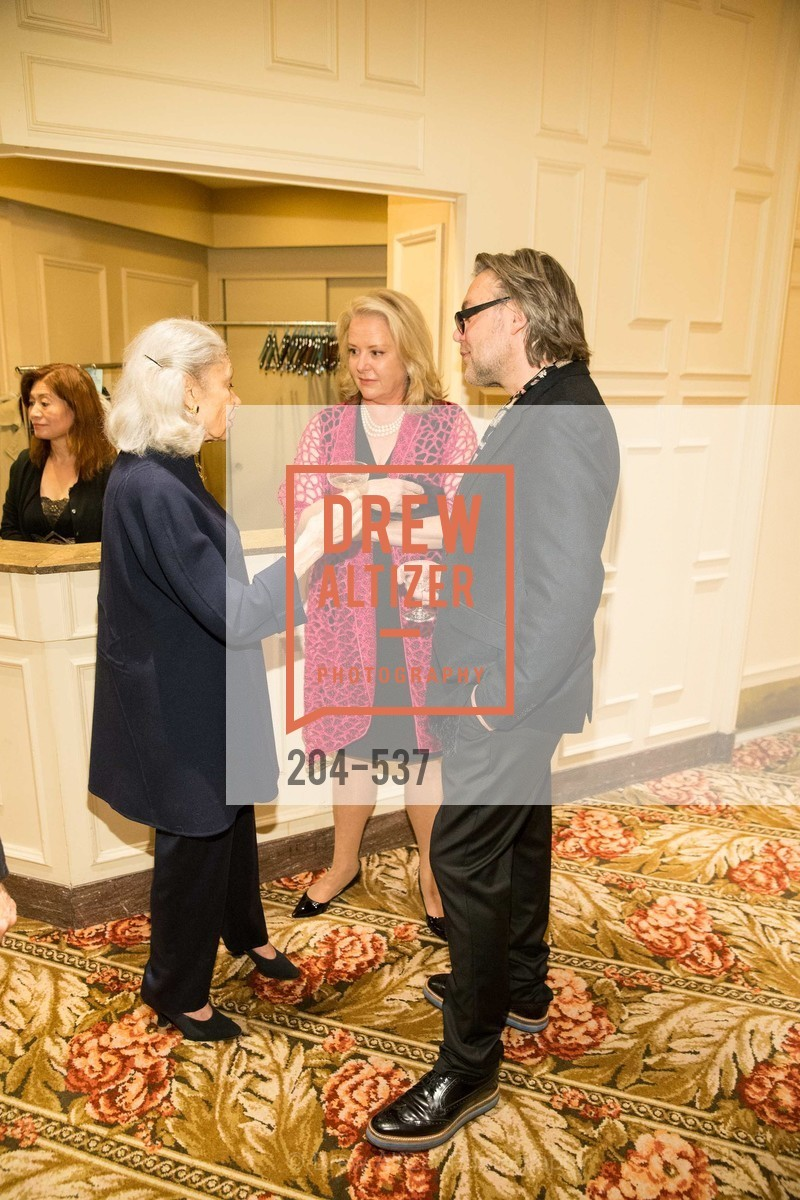 Denise Hale, Nancy Oakes, David Downton, TOP OF THE MARK'S 75TH Anniversary Party, US, November 6th, 2014,Drew Altizer, Drew Altizer Photography, full-service agency, private events, San Francisco photographer, photographer california