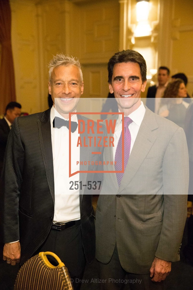 Kurt Wootton, Mark Leno, TOP OF THE MARK'S 75TH Anniversary Party, US, November 7th, 2014,Drew Altizer, Drew Altizer Photography, full-service agency, private events, San Francisco photographer, photographer california