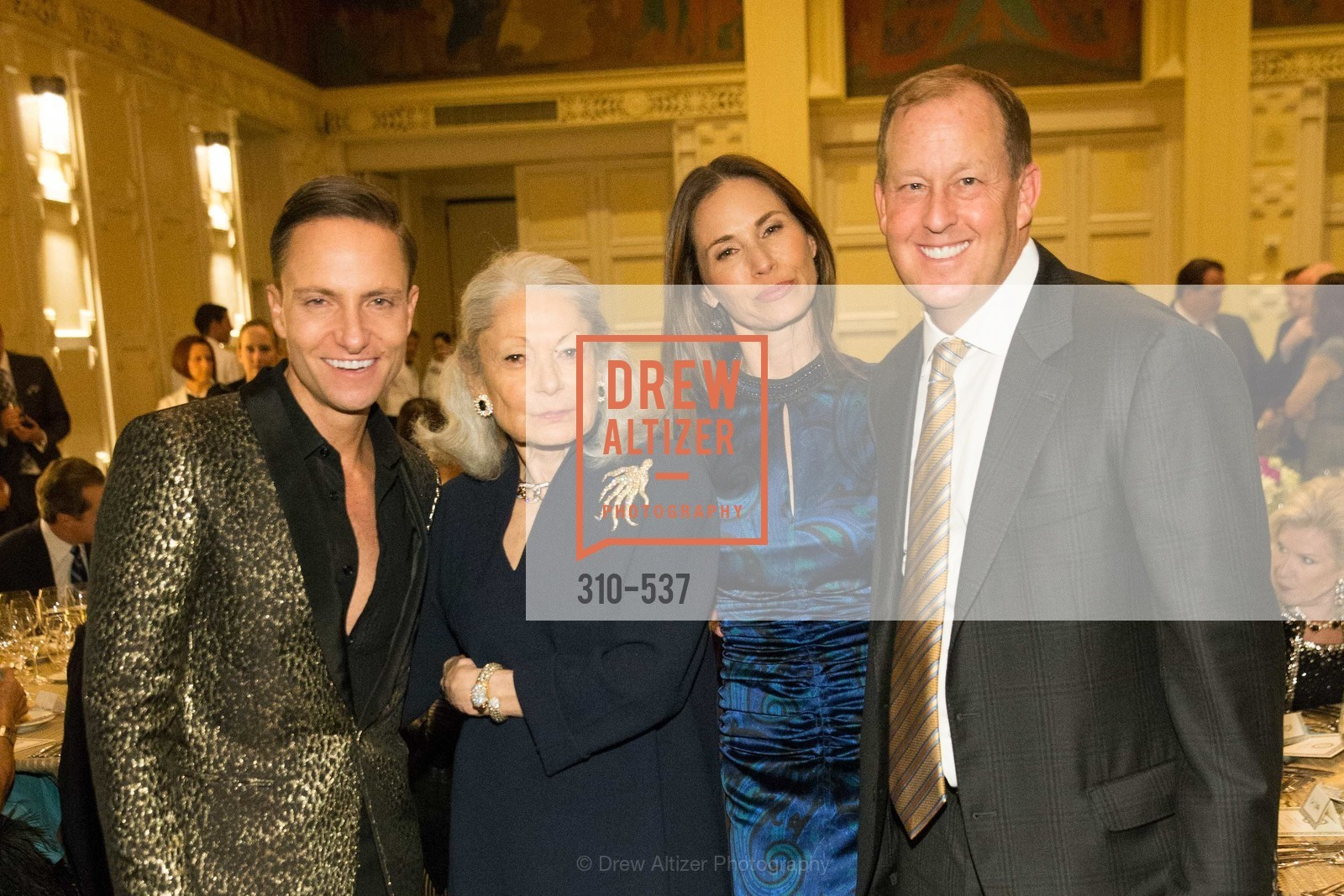 Ken Fulk, Denise Hale, Patty Rosenfeld, Michael Rosenfeld, TOP OF THE MARK'S 75TH Anniversary Party, US, November 6th, 2014,Drew Altizer, Drew Altizer Photography, full-service agency, private events, San Francisco photographer, photographer california