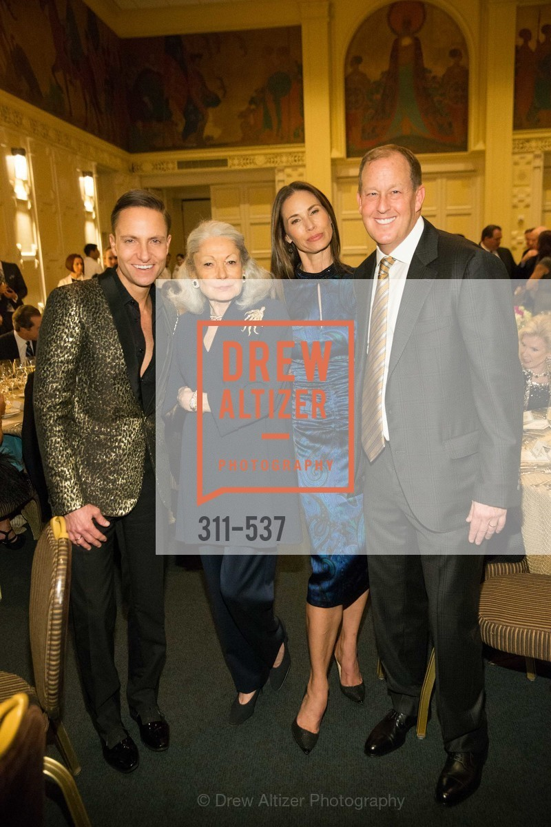 Ken Fulk, Denise Hale, Patty Rosenfeld, Michael Rosenfeld, TOP OF THE MARK'S 75TH Anniversary Party, US, November 7th, 2014,Drew Altizer, Drew Altizer Photography, full-service agency, private events, San Francisco photographer, photographer california