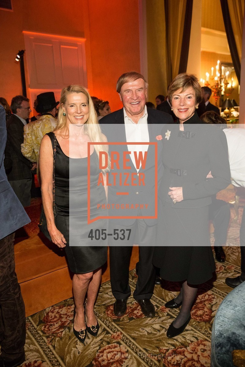 Christina DeLimur, Dick Kramlich, Pam Kramlich, TOP OF THE MARK'S 75TH Anniversary Party, US, November 6th, 2014,Drew Altizer, Drew Altizer Photography, full-service agency, private events, San Francisco photographer, photographer california