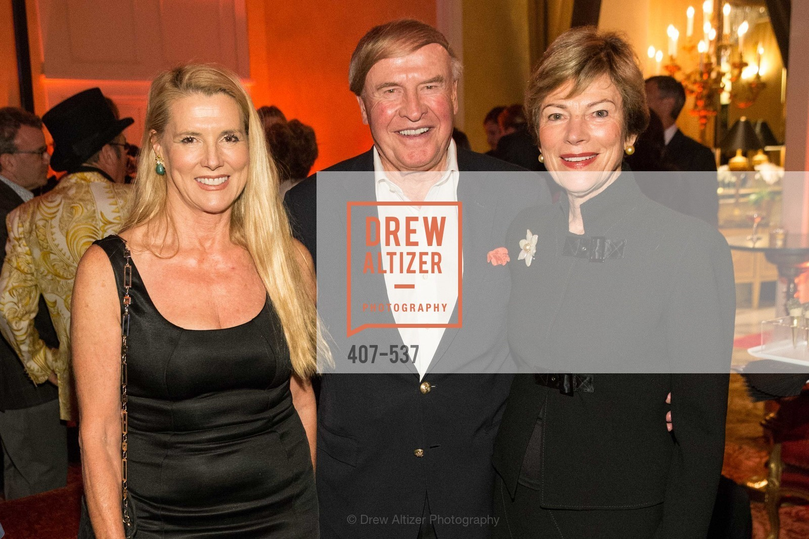 Christina DeLimur, Dick Kramlich, Pam Kramlich, TOP OF THE MARK'S 75TH Anniversary Party, US, November 7th, 2014,Drew Altizer, Drew Altizer Photography, full-service agency, private events, San Francisco photographer, photographer california