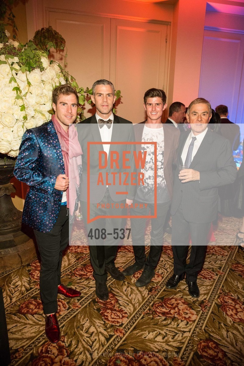 Matthew Kimball, James Rogers, Michael Roderick, John Cello, TOP OF THE MARK'S 75TH Anniversary Party, US, November 7th, 2014,Drew Altizer, Drew Altizer Photography, full-service agency, private events, San Francisco photographer, photographer california