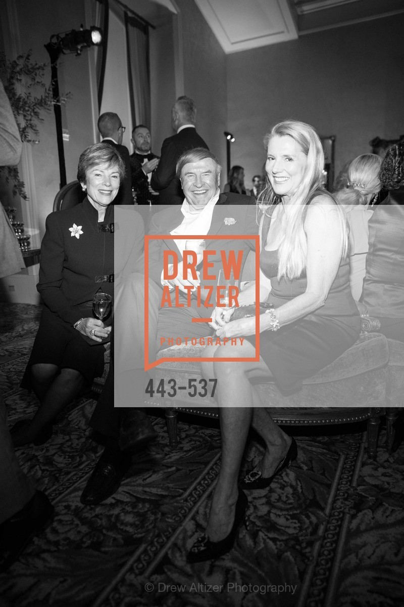 Pam Kramlich, Dick Kramlich, Christina DeLimur, TOP OF THE MARK'S 75TH Anniversary Party, US, November 7th, 2014,Drew Altizer, Drew Altizer Photography, full-service agency, private events, San Francisco photographer, photographer california