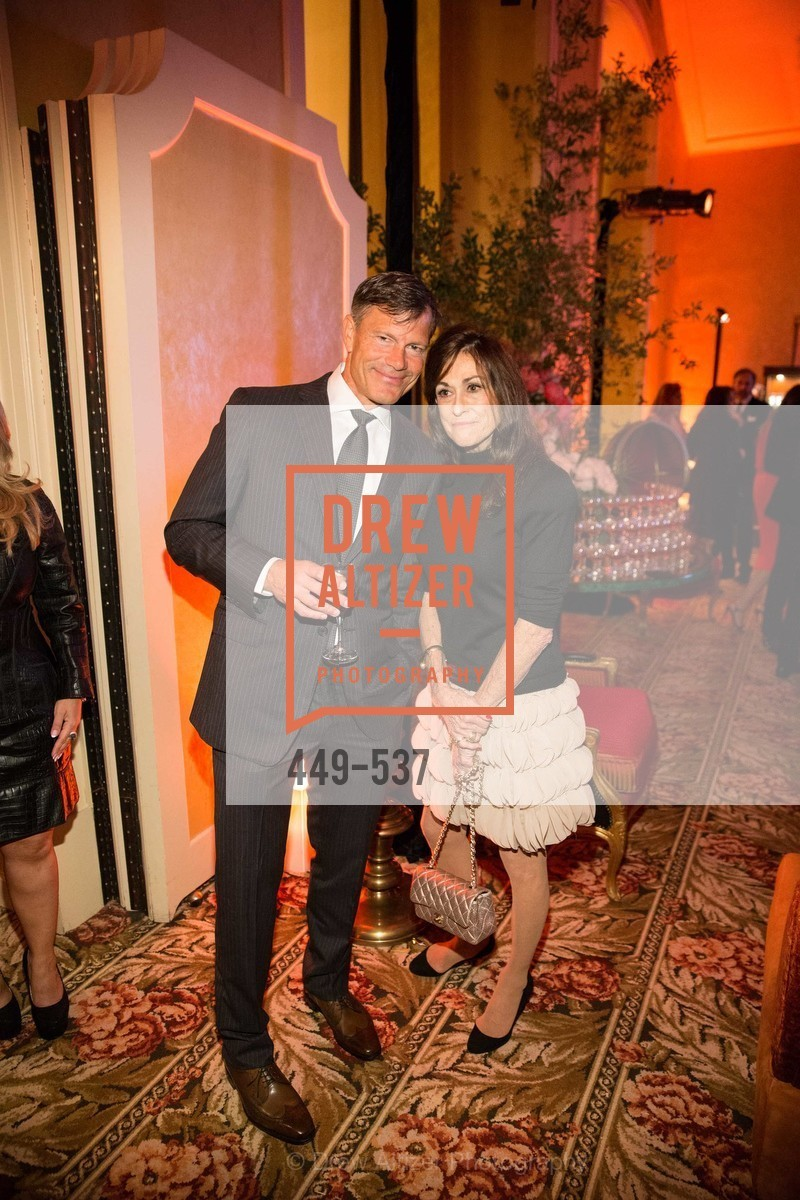 Jeff Ubben, Magy Littlejohn, TOP OF THE MARK'S 75TH Anniversary Party, US, November 7th, 2014,Drew Altizer, Drew Altizer Photography, full-service agency, private events, San Francisco photographer, photographer california
