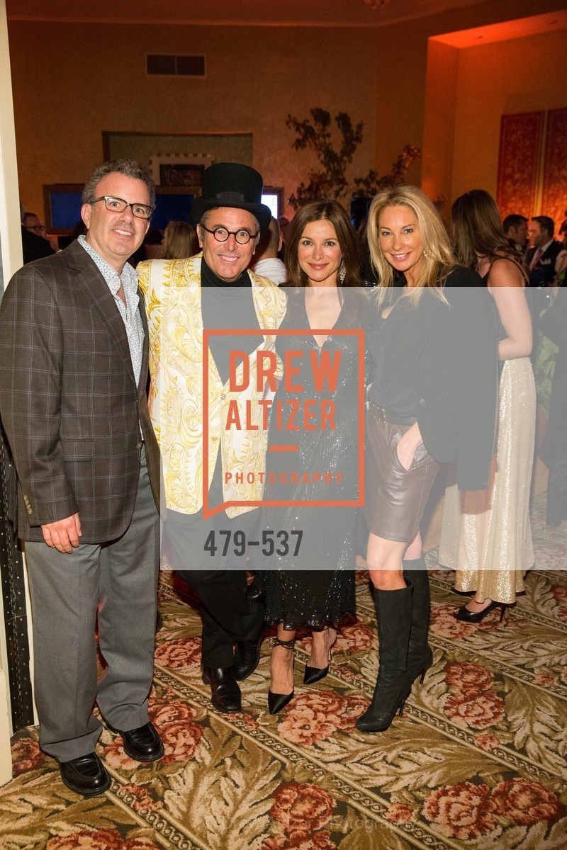 Mitchell Benjamin, Ricky Serbin, Claudia Ross, Tiffany Cummins, TOP OF THE MARK'S 75TH Anniversary Party, US, November 7th, 2014,Drew Altizer, Drew Altizer Photography, full-service agency, private events, San Francisco photographer, photographer california