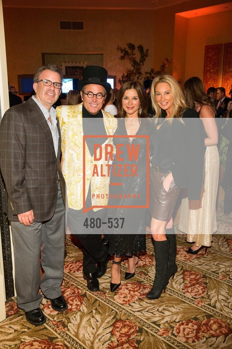 Mitchell Benjamin, Ricky Serbin, Claudia Ross, Tiffany Cummins, TOP OF THE MARK'S 75TH Anniversary Party, US, November 6th, 2014,Drew Altizer, Drew Altizer Photography, full-service agency, private events, San Francisco photographer, photographer california