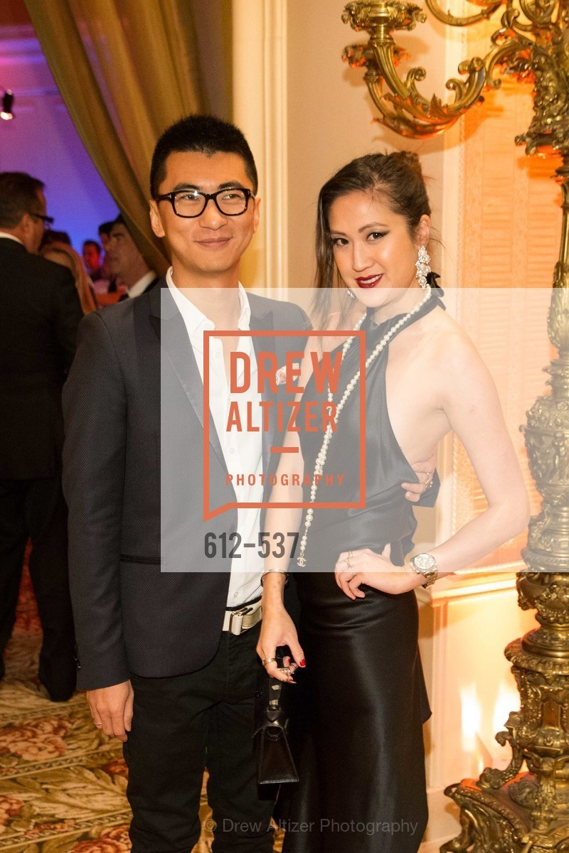 Thomas Liu, Jessica Hon, TOP OF THE MARK'S 75TH Anniversary Party, US, November 6th, 2014,Drew Altizer, Drew Altizer Photography, full-service agency, private events, San Francisco photographer, photographer california