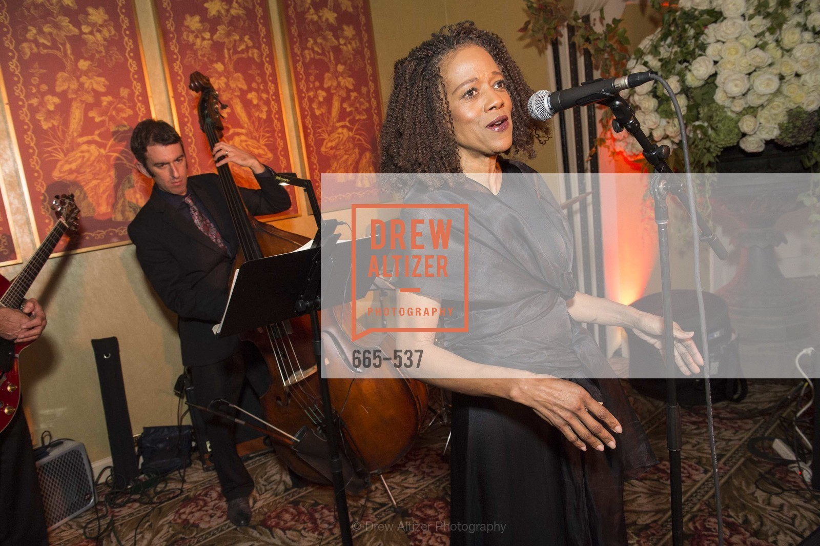 Performance By Paula West, TOP OF THE MARK'S 75TH Anniversary Party, US, November 6th, 2014,Drew Altizer, Drew Altizer Photography, full-service agency, private events, San Francisco photographer, photographer california