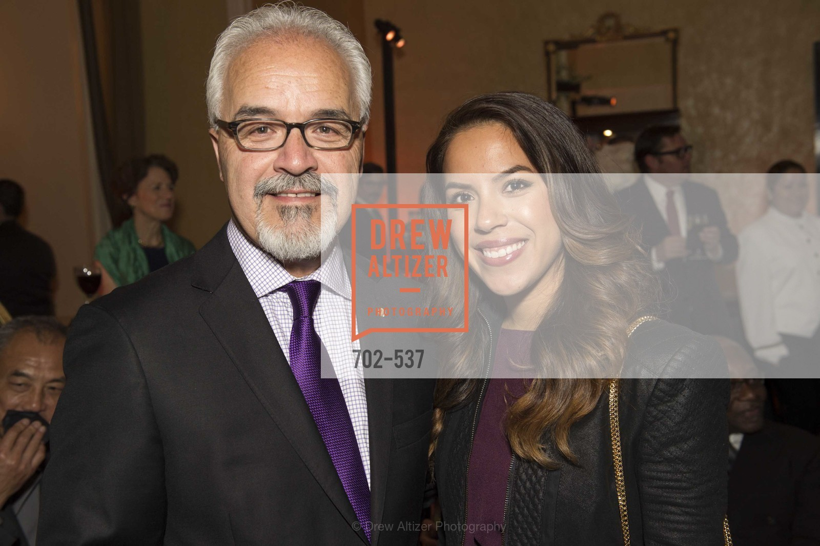 Dan Sotelo, Bianca Sotelo, TOP OF THE MARK'S 75TH Anniversary Party, US, November 7th, 2014,Drew Altizer, Drew Altizer Photography, full-service agency, private events, San Francisco photographer, photographer california