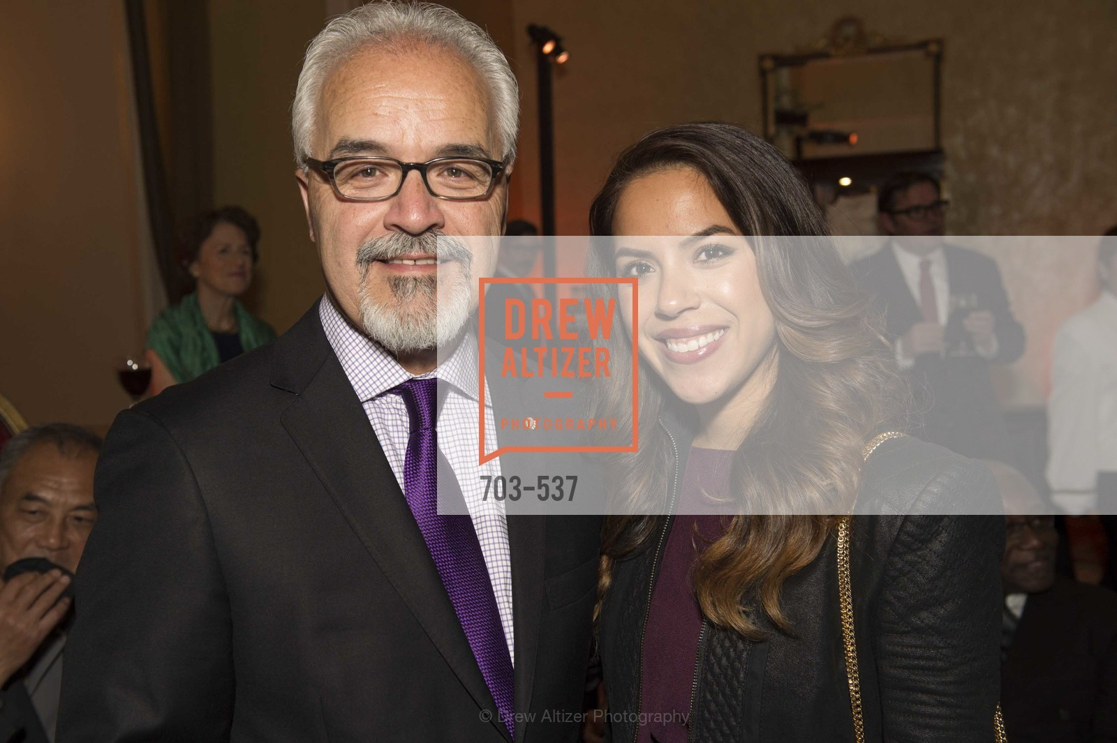 Dan Sotelo, Bianca Sotelo, TOP OF THE MARK'S 75TH Anniversary Party, US, November 7th, 2014,Drew Altizer, Drew Altizer Photography, full-service event agency, private events, San Francisco photographer, photographer California