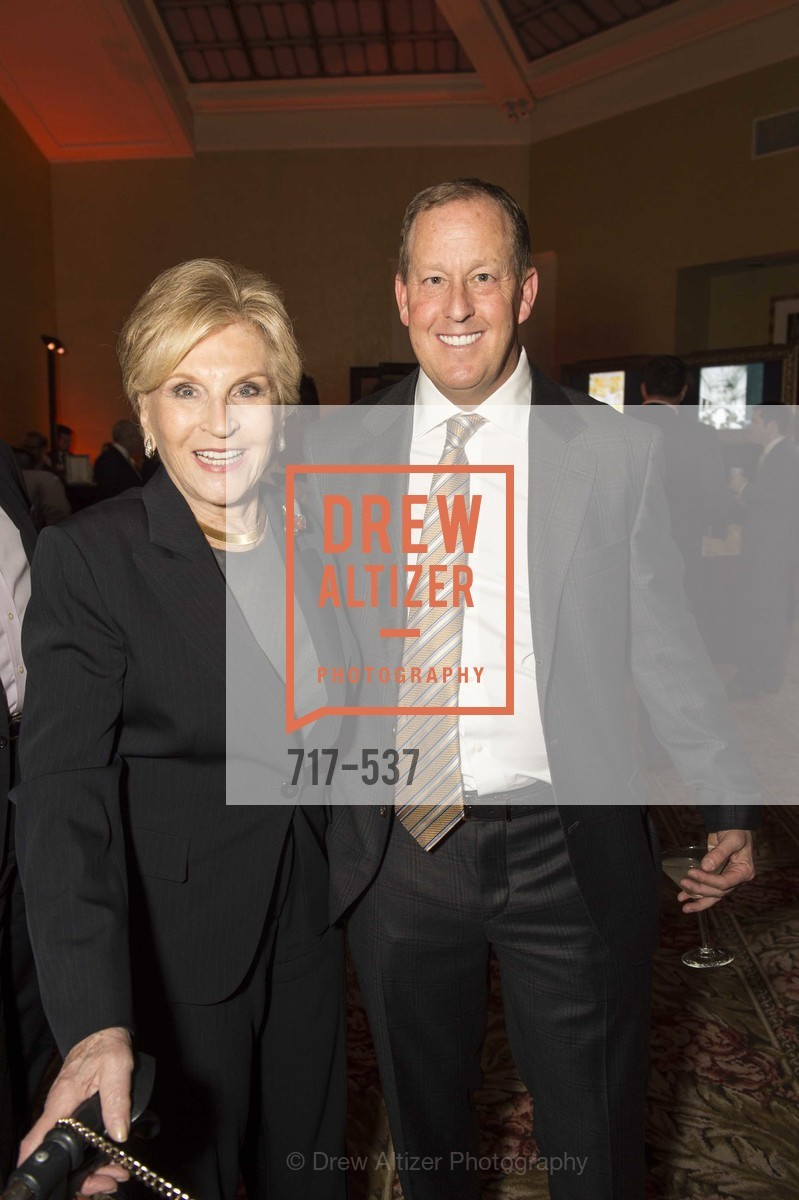 Lois Lehrman, Michael Rosenfeld, TOP OF THE MARK'S 75TH Anniversary Party, US, November 6th, 2014,Drew Altizer, Drew Altizer Photography, full-service agency, private events, San Francisco photographer, photographer california