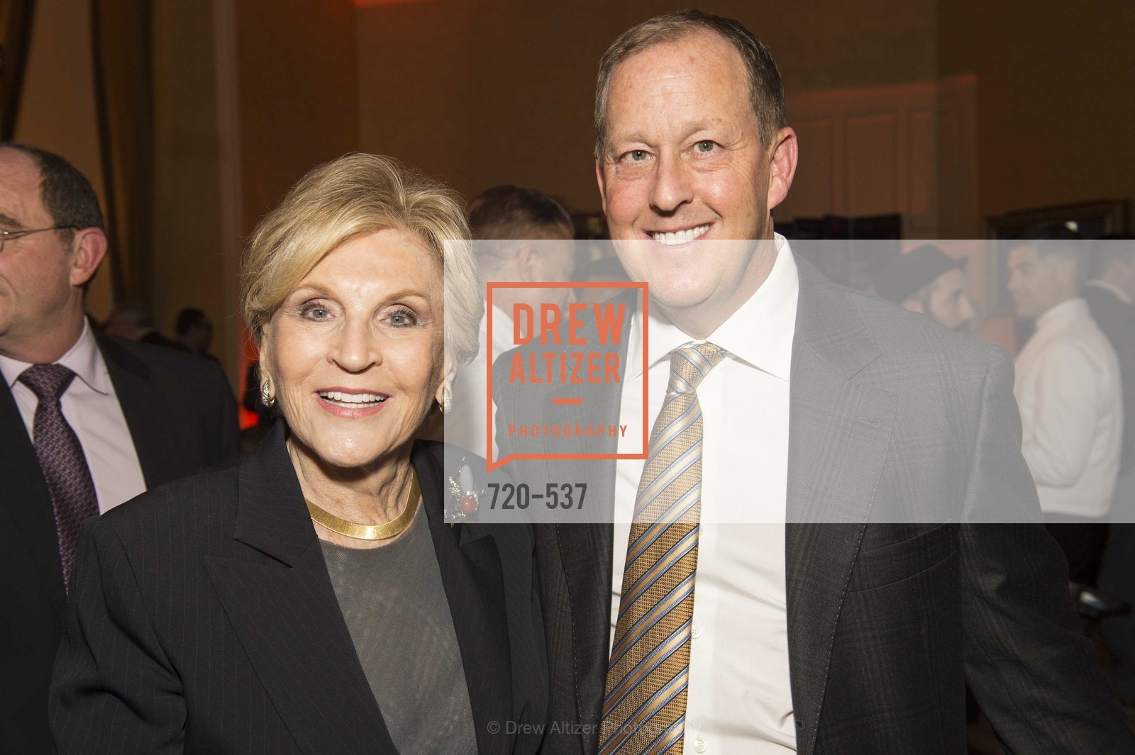 Lois Lehrman, Michael Rosenfeld, TOP OF THE MARK'S 75TH Anniversary Party, US, November 7th, 2014,Drew Altizer, Drew Altizer Photography, full-service event agency, private events, San Francisco photographer, photographer California