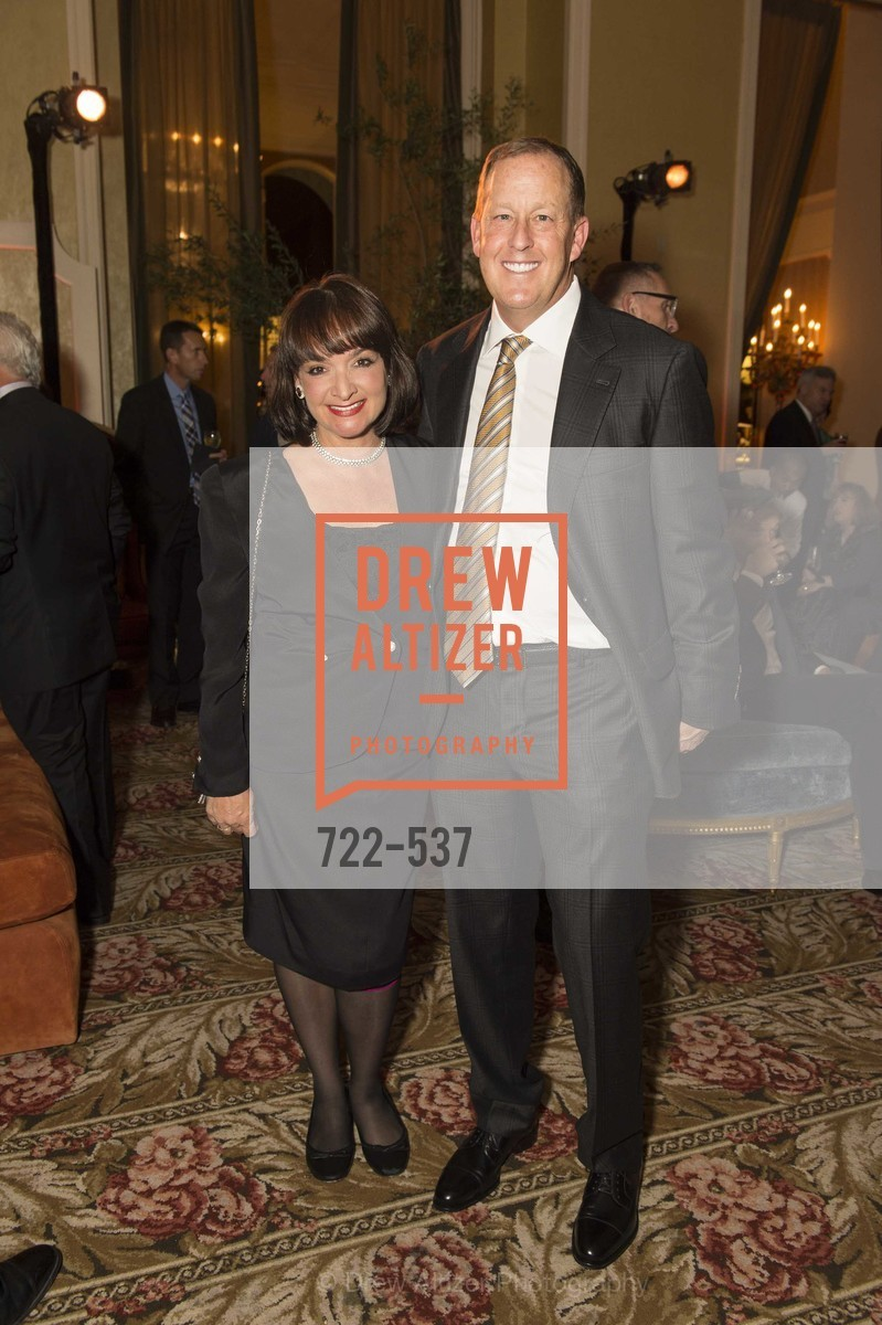 Barbara Klein, Michael Rosenfeld, TOP OF THE MARK'S 75TH Anniversary Party, US, November 6th, 2014,Drew Altizer, Drew Altizer Photography, full-service agency, private events, San Francisco photographer, photographer california